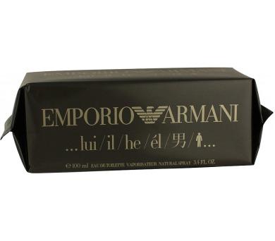 Toaletní voda Giorgio Armani Emporio 100ml