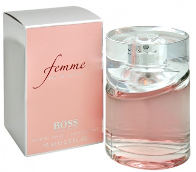 Parfémovaná voda Hugo Boss Femme 75ml