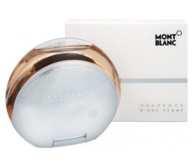 Toaletní voda Mont Blanc Presence 75ml