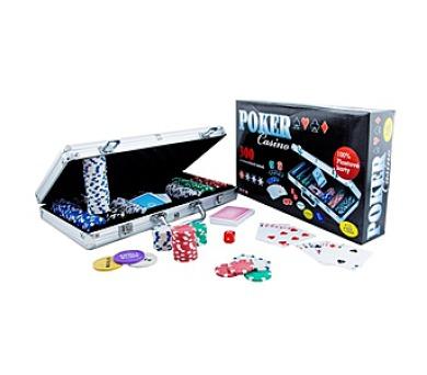 Poker casino (300 žetonů) + DOPRAVA ZDARMA