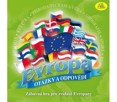 Evropa - otázky a odpovědi + DOPRAVA ZDARMA