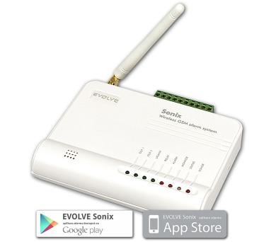Alarm Evolveo Sonix + DOPRAVA ZDARMA