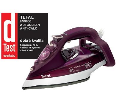 Tefal Autoclean ANTI CALC FV9650E0 + DOPRAVA ZDARMA