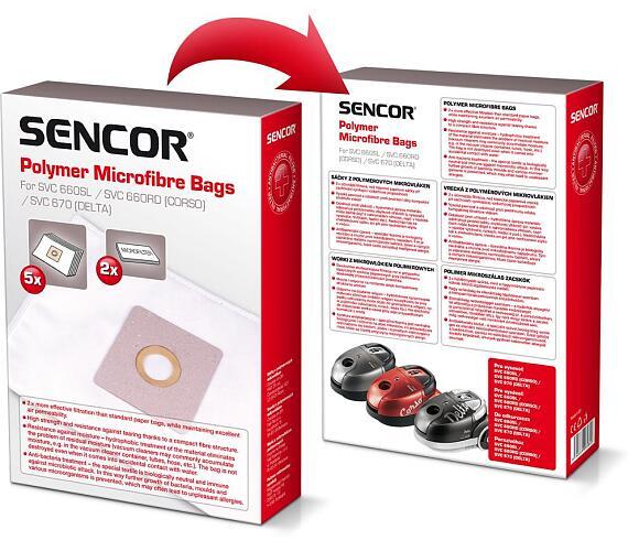 Sencor SVC 660/670