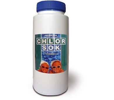 v-garden Chlor šok PE dóza 1,2 kg
