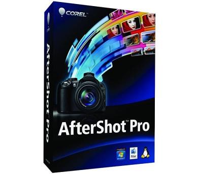 Corel AfterShot Pro ENG - krabicová verze