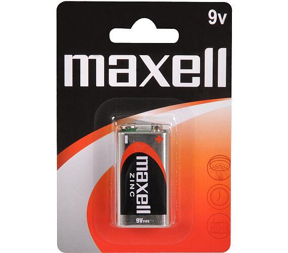 6F22 1BP 9V Zn maxell