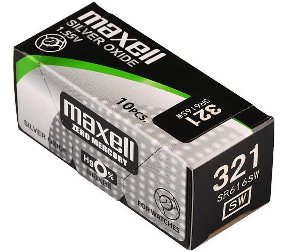 321/SR616SW/V321 1BP Ag maxell