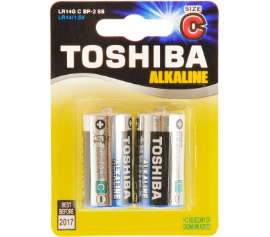 Toshiba BAT G LR14 2BP C