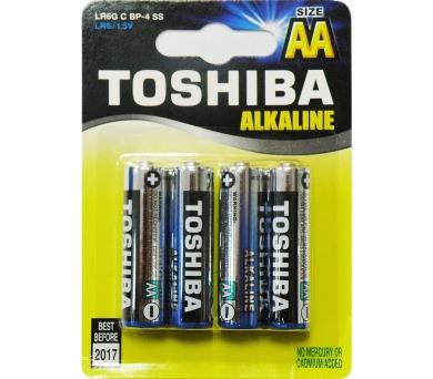 LR6 4BP AA G Alk Toshiba