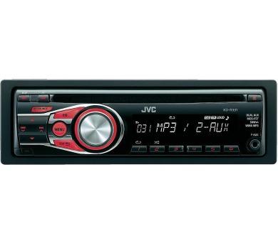 KD R331 AUTORÁDIO S CD/MP3 JVC + DOPRAVA ZDARMA
