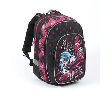 Batoh školní P + P Karton anatomický Monster High