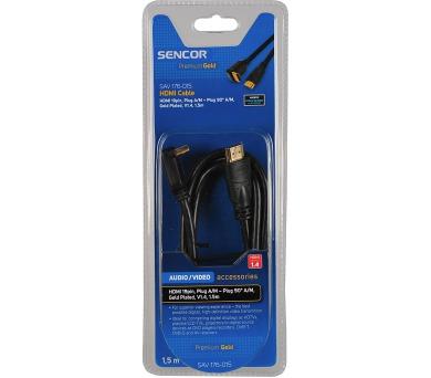 Sencor SAV 176-015 HDMI A-A 90st.V1.4 PG