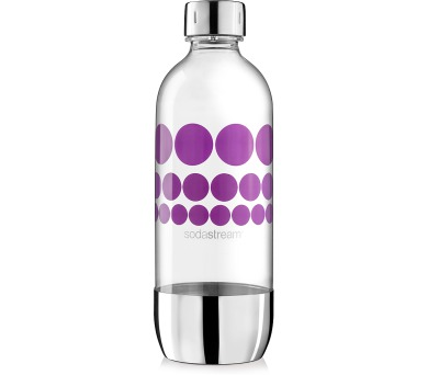 Sodastream Lahev 1l PURPLE METAL