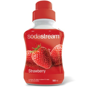 Sodastream sirup 500 ml Jahoda