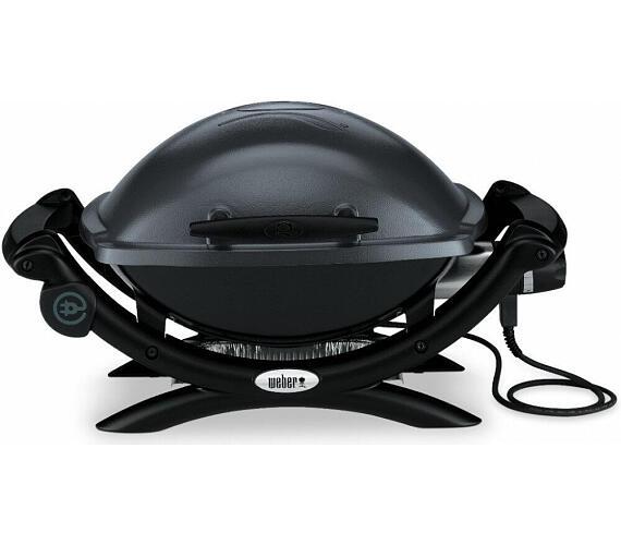 Elektrický gril WEBER® Q® 1400 (tmavošedý) + DOPRAVA ZDARMA