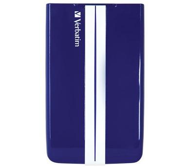 Verbatim Green Button GT 1TB USB 3.0 - modrý + DOPRAVA ZDARMA
