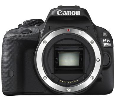 Canon EOS 100D + 18-55 DC III + baterie LP-E12 + batoh EG300