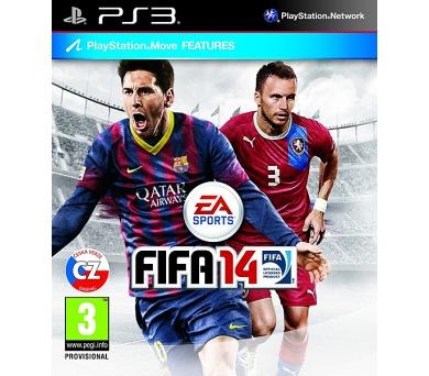 Hra EA PlayStation 3 FIFA 14