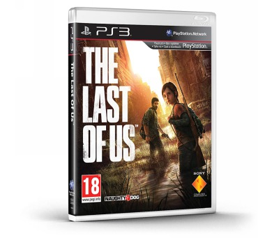 Sony PlayStation 3 The Last Of Us CZ