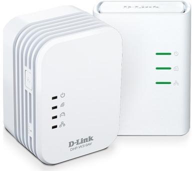 D-Link DHP-W311AV KIT WiFi N extender 500 Mb/s