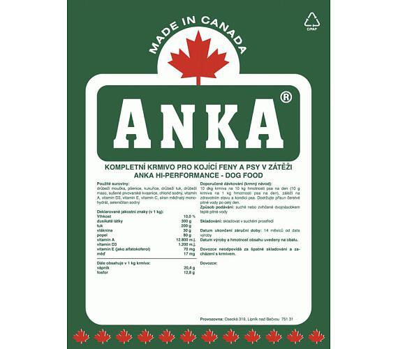 ANKA Hi-Performance 10 kg