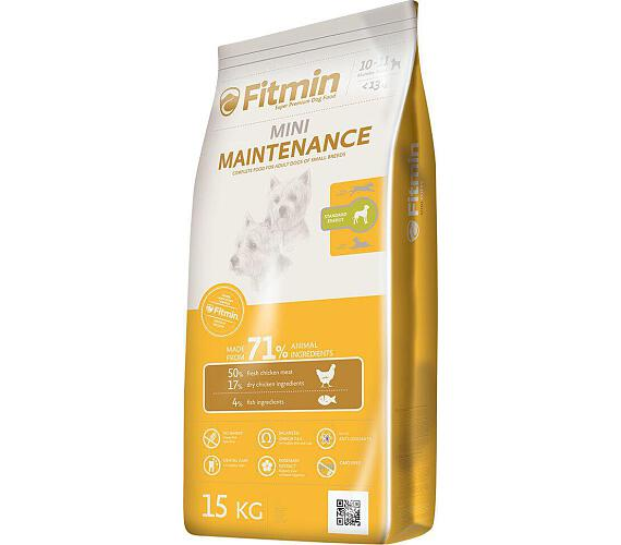 FITMIN dog Mini Maintenance - 15 kg