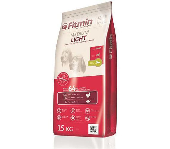 FITMIN dog Medium Light - 15 kg