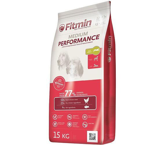 FITMIN dog Medium Performance - 15 kg