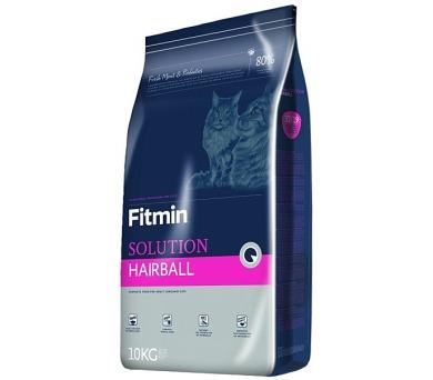 FITMIN cat Solution Hairball - 10 kg