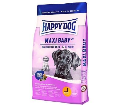Granule HAPPY DOG MAXI Baby GR 29 15 kg + DOPRAVA ZDARMA