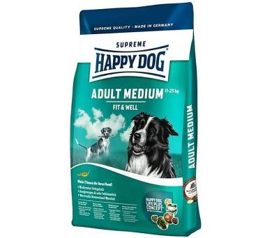 Granule HAPPY DOG MEDIUM ADULT 12,5 kg