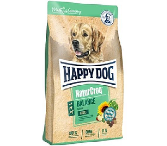 Granule HAPPY DOG NATUR-Croq Balance 15 kg + DOPRAVA ZDARMA