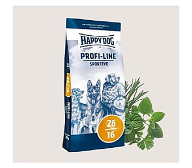 Granule HAPPY DOG Profi-Line SPORTIVE 26/16 20 kg