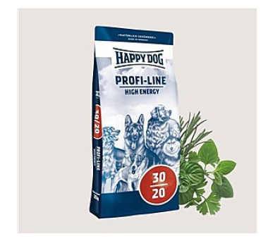 Granule HAPPY DOG Profi-Line HIGH ENERGY 30/20 20 kg