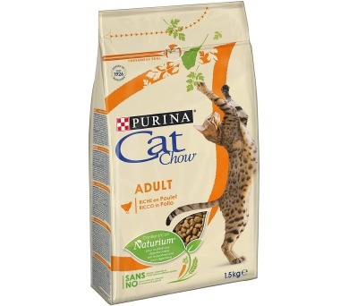 Cat Chow Adult Chicken&Turkey 1,5 kg