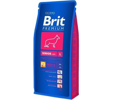 Brit Premium Dog Senior L 15 kg