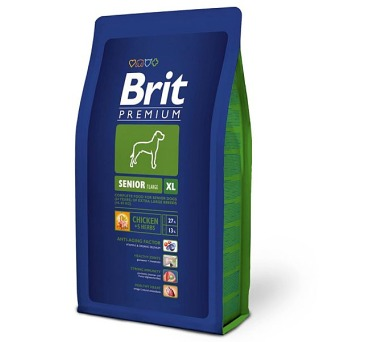 Brit Premium Dog Senior XL 15 kg