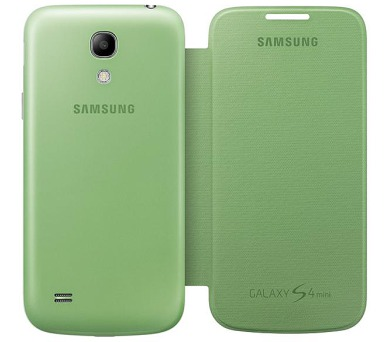 Samsung pro Galaxy S4 mini (EF-FI919BG ) - zelené