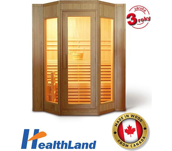 HealthLand DeLuxe HR4045 Finland + Záruka 3 roky + DOPRAVA ZDARMA