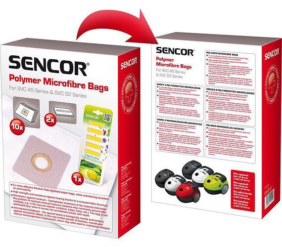 Sencor SVC 45/52 (10ks)+vůně (5ks)