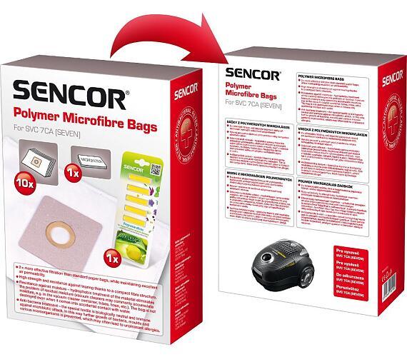 Sencor SVC 7 (10ks)+vůně (5ks)