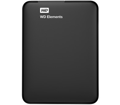 "HDD ext. 2,5"" Western Digital Elements Portable 1,5TB - černý"