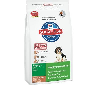 Granule Hill´s Canine Puppy Lamb&Rice