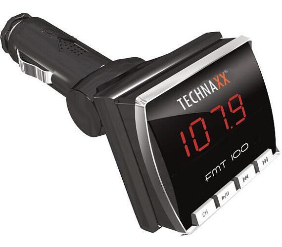 Technaxx + MP3 přehrávač