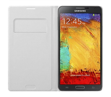 Samsung pro Galaxy Note 3 EF-WN900B) - Classic white