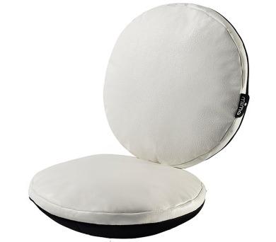 Mima Moon sedací polštáře - bílé
