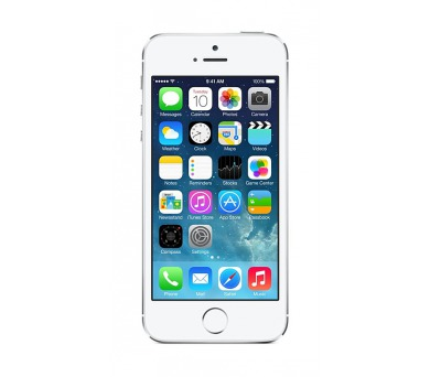 Apple iPhone 5s 16GB - stříbrný