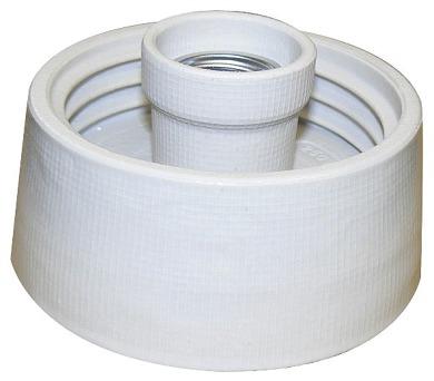 Instalační armatura porcelánová rovná