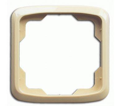 Jednonásobný rámeček TANGO béžová